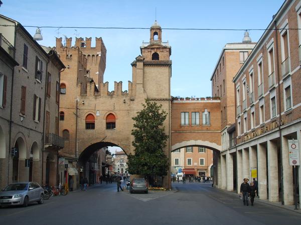 Ferrara corso porta reno