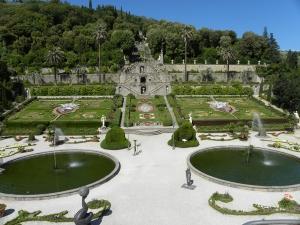 Garzoni garden